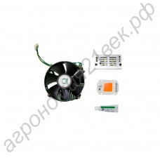 Комплект деталей для самостоятельной сборки фитосветильника мощностью 20-50Вт